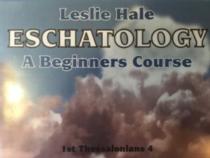 Eschatology DVD Set Special Price