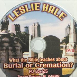 What the Bible Teaches about Burial or Cremation